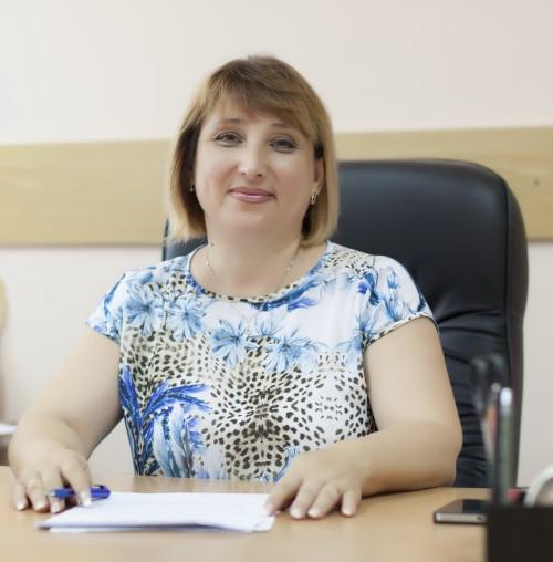 Оксана Александровна Баклыкова